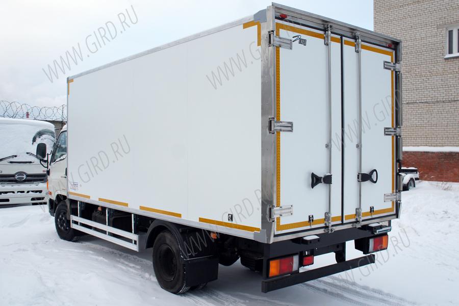 hyundai hd 78 размеры кузова