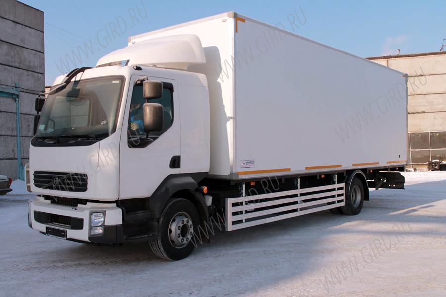 вольво фургон фото